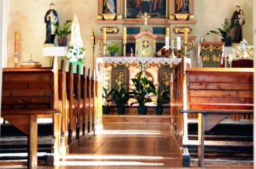 Msze święte i nabożeństwa